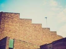 Catedral retro de Coventry do olhar Fotos de Stock
