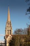 Catedral sagrada Fotografía de archivo libre de regalías