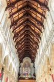 Catedral sagrado do coração em Bendigo, Austrália Fotografia de Stock Royalty Free