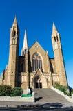 Catedral sagrado do coração em Bendigo, Austrália Foto de Stock Royalty Free