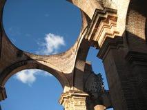 Catedral San Jose Αντίγκουα Γουατεμάλα στοκ εικόνες με δικαίωμα ελεύθερης χρήσης