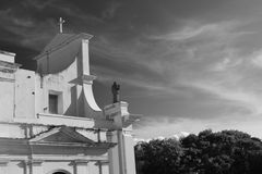 Catedral San Juan Royalty Free Stock Images