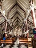Catedral San Marcos de Arica Imagenes de archivo