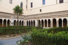 Catedral San Pablo fuera de las paredes Roma Imagenes de archivo