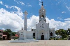 Catedral San Pedro De Macoris, San Pedro Apostol - Zdjęcia Royalty Free