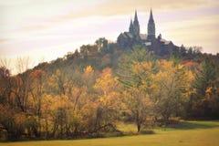 Catedral santa de la colina Foto de archivo