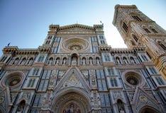 Catedral Santa María del Fiore Fotografía de archivo libre de regalías