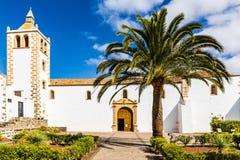 Catedral Santa Maria de Betancuria - Fuerteventura stock photos