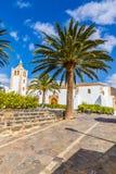 Catedral Santa Maria de Betancuria - Fuerteventura stock photography