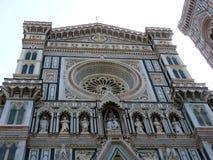Catedral Santa Maria del Fiore de Florença, Toscânia, Itália imagens de stock
