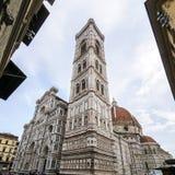 Catedral Santa Maria del Fiore de Florencia fotos de archivo libres de regalías