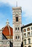 Catedral Santa Maria del Fiore do renascimento imagens de stock