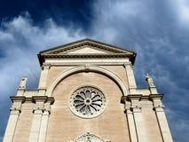 Catedral Santa Maria Maggiore imagenes de archivo