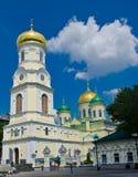 Catedral santamente da trindade de Dnepropetrovsk, Ucrânia Imagens de Stock