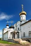 Catedral santamente da trindade em Vyazma (Rússia) Fotografia de Stock