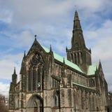 Catedral Scotland de Glasgow Imagens de Stock