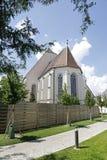 A catedral St Martin em Eisenstadt, Áustria foto de stock royalty free