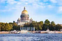 Catedral St Petersburg del ` s de Isaac del santo fotografía de archivo