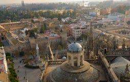 Catedral superior del detalle Fotografía de archivo libre de regalías
