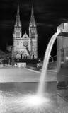 Catedral Sydney del St Marys Imágenes de archivo libres de regalías