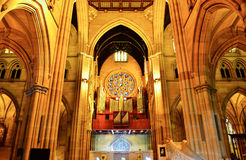 Catedral Sydney do St Marys Imagem de Stock Royalty Free