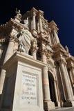 Catedral Syracuse Fotografía de archivo libre de regalías