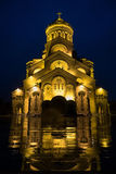 Catedral in Tiflis Stockbilder
