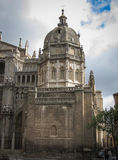 Catedral at Toledo, Castilla la Mancha, Spain Stock Images