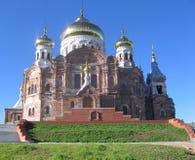 Catedral transversal Imagem de Stock Royalty Free