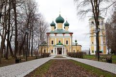 Catedral, Uglich Imagen de archivo libre de regalías