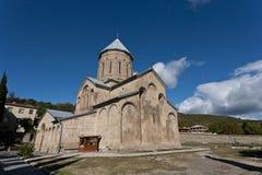 Catedral velha em Mtskheta. Fotos de Stock Royalty Free