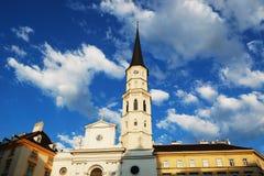 Catedral vieja fotos de archivo