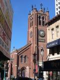 Catedral vieja del ` s de St Mary, 1 Imagen de archivo libre de regalías