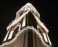 Catedral w nocy Obraz Royalty Free