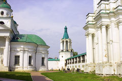Catedral yakovlevsky do demetrius do st do monastério do spaso de Rostov Imagens de Stock Royalty Free