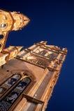 Catedral Zacatecas, México Imágenes de archivo libres de regalías