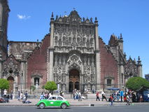 Catedral. Royalty Free Stock Photos
