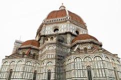 Catedrala di Santa Maria del Fiore - Firenze Duomo, Italien Royaltyfri Foto