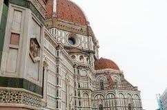 Catedrala di Santa Maria del Fiore - Firenze Duomo, Italien Royaltyfri Fotografi