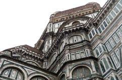 Catedrala di Santa Maria del Fiore - Firenze Duomo, Italien Arkivfoto