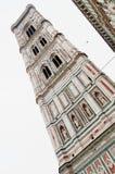 Catedrala di Santa Maria del Fiore, Giotto tower - Firenze Duomo, Italy Royalty Free Stock Photography