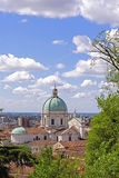 Catedrale de Bríxia Lombardy Fotos de Stock Royalty Free