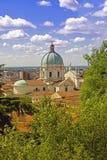 Catedrale de Brescia, Italie Photo stock
