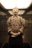 Guerreros de la terracota de Xi'an en China Imágenes de archivo libres de regalías