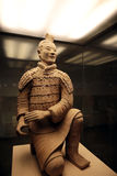 Guerreiros do Terracotta de Xi'an em China Fotografia de Stock
