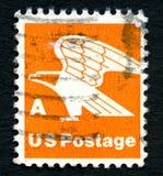 Categoria um porte postal nos EUA fotografia de stock royalty free