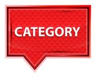 Category misty rose pink banner button. Category Isolated on misty rose pink banner button stock illustration