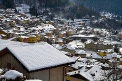 Catello Tesino, Italy Stock Photo