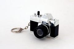 Catena chiave della macchina fotografica Immagine Stock Libera da Diritti