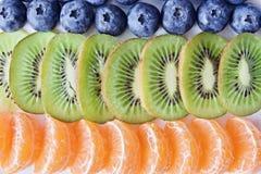 Catena della frutta Fotografia Stock